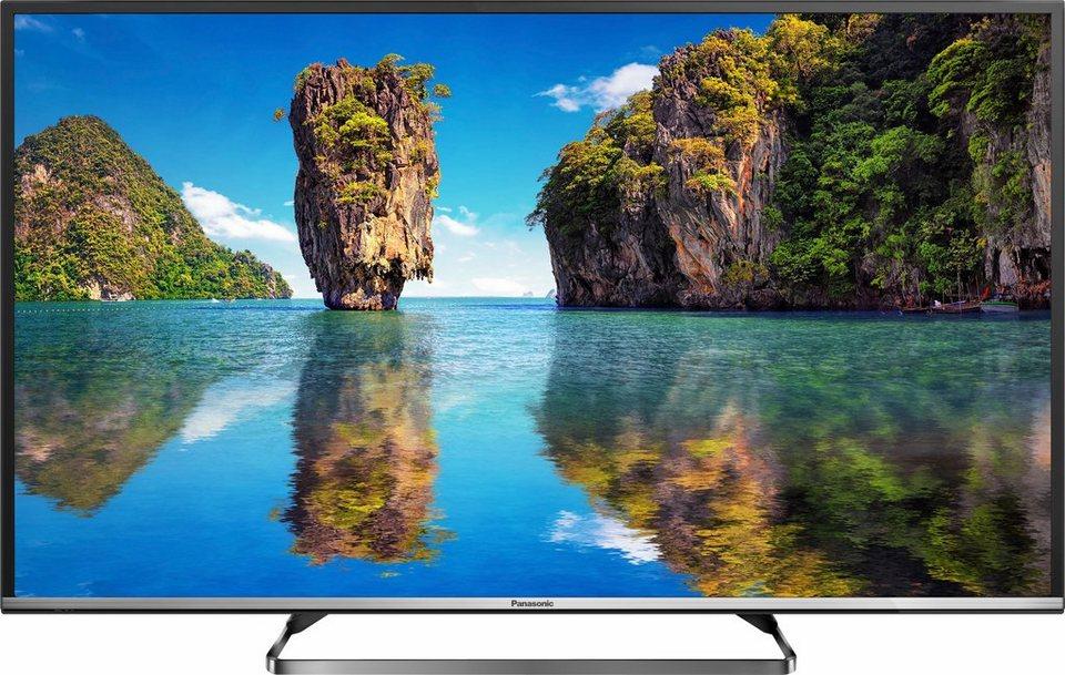 Panasonic TX-49DSW504, LED Fernseher, 123 cm (49 Zoll), 1080p (Full HD), Smart-TV in schwarz