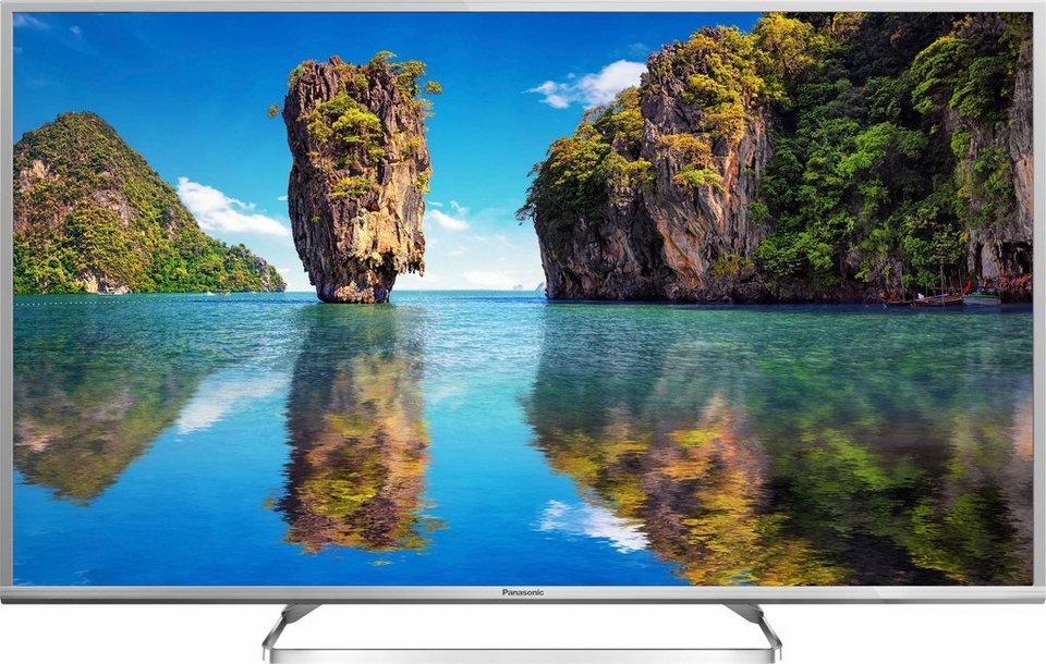 panasonic tx 49dsw504s led fernseher 123 cm 49 zoll. Black Bedroom Furniture Sets. Home Design Ideas