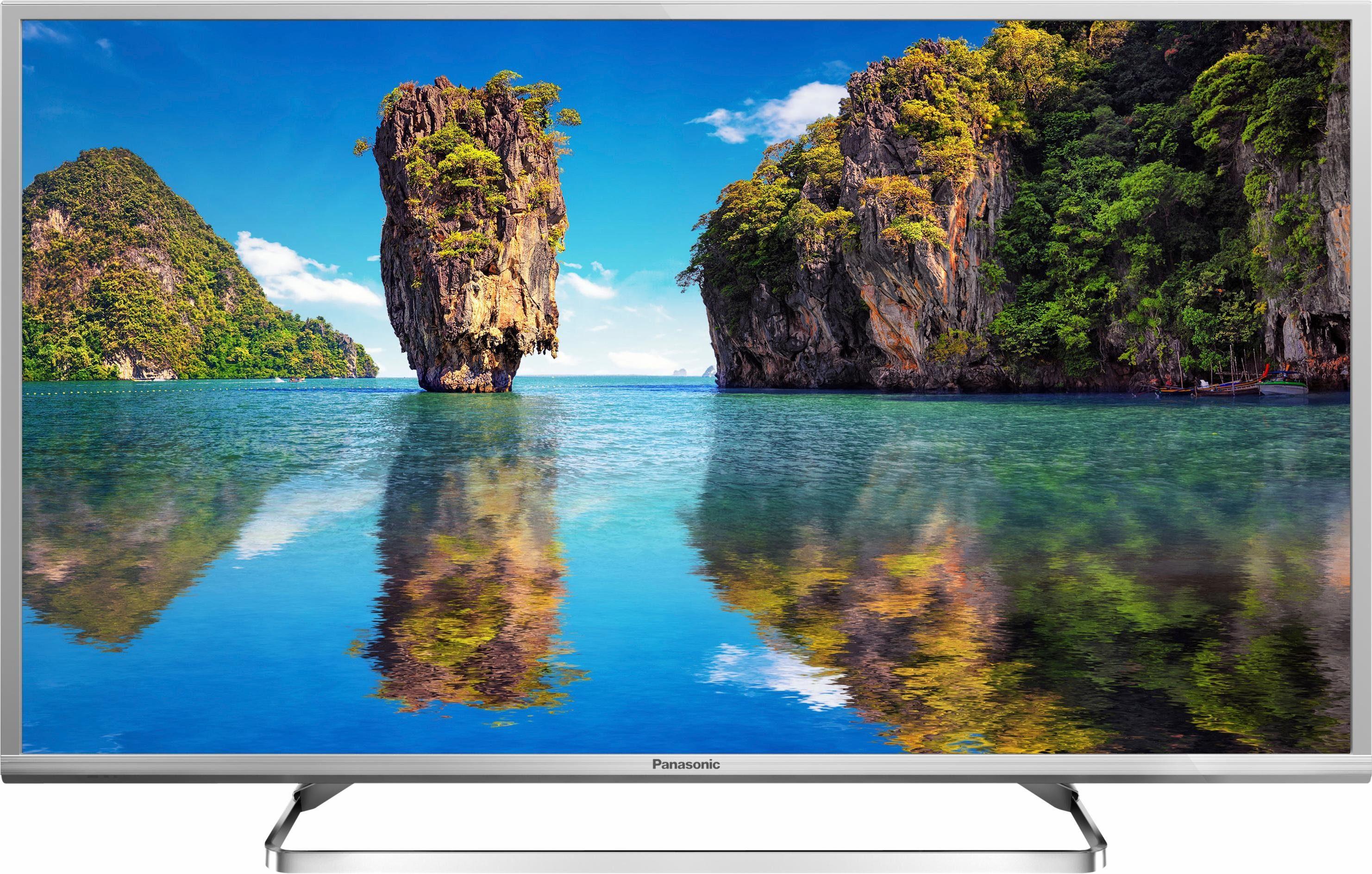 Panasonic TX-40DSW504S, LED Fernseher, 100 cm (40 Zoll), 1080p (Full HD), Smart-TV