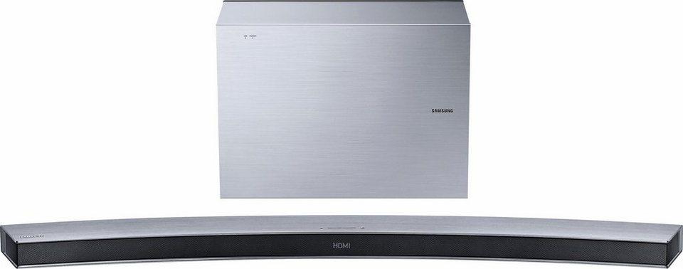 Samsung HW-J6500R / HW-J6501R Soundbar (Hi-Res, Multiroom, Bluetooth, WiFi, Spotify, Deezer) in silberfarben