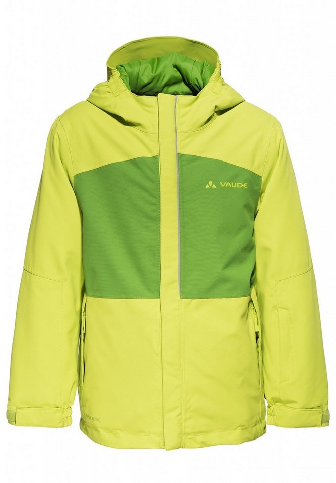 VAUDE Outdoorjacke »Suricate II Padded Jacket Kids« in grün