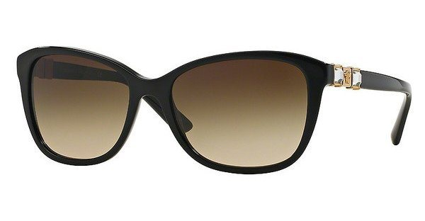 Versace Damen Sonnenbrille » VE4293B« in GB1/13 - schwarz/braun