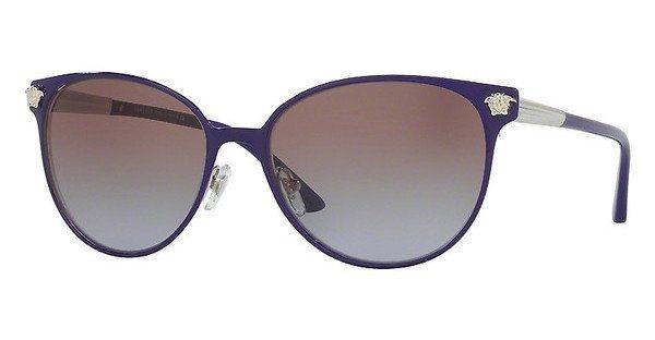 Versace Damen Sonnenbrille » VE2168« in 137968 - lila/braun