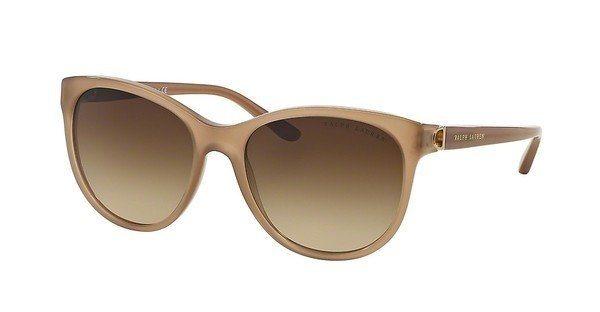 Ralph Lauren Damen Sonnenbrille » RL8135« in 553813 - braun/braun