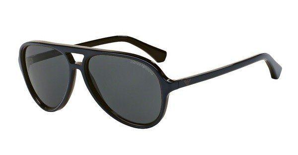 Emporio Armani Herren Sonnenbrille » EA4063«