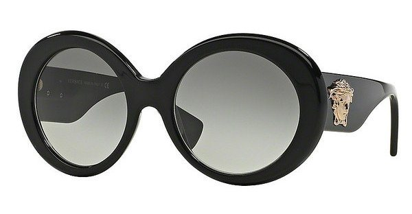 Versace Damen Sonnenbrille » VE4298« in GB1/11 - schwarz/grau