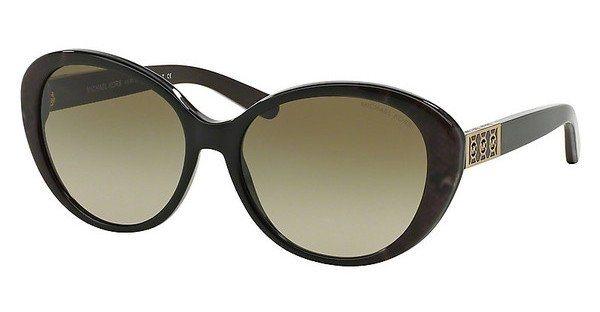 Michael Kors Damen Sonnenbrille »PUERTO BANUS MK6012« in 301913 - braun