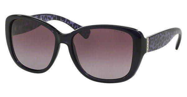 Ralph Damen Sonnenbrille » RA5182« in 11038H - lila/lila