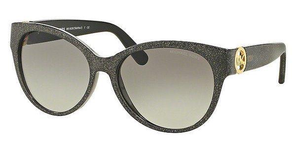 Michael Kors Damen Sonnenbrille »TABITHA I MK6026« in 309511 - schwarz/grau