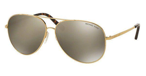 Michael Kors Sonnenbrille Mk5016, UV 400, schwarz