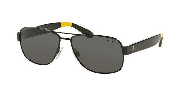 Polo Herren Sonnenbrille » PH3097« in 930487 - schwarz/grau