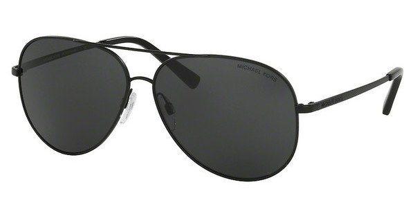 Michael Kors Sonnenbrille »KENDALL MK5016« in 108287 - schwarz/grau