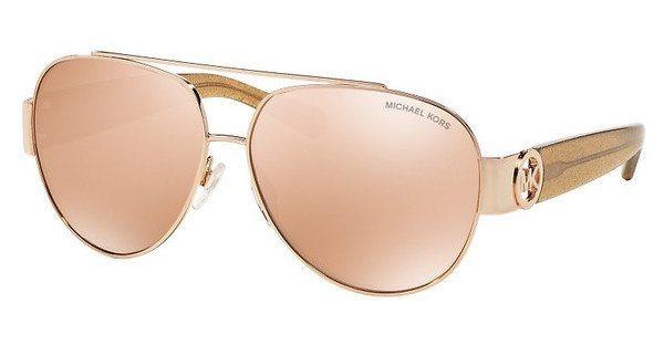 Michael Kors Damen Sonnenbrille »TABITHA II MK5012« in 1066R1 - rosa/ gold