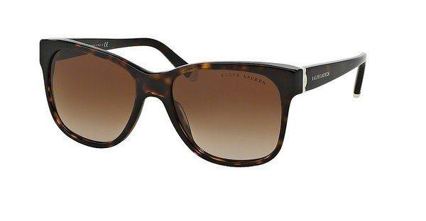 Ralph Lauren Damen Sonnenbrille » RL8115« in 500313 - braun/braun