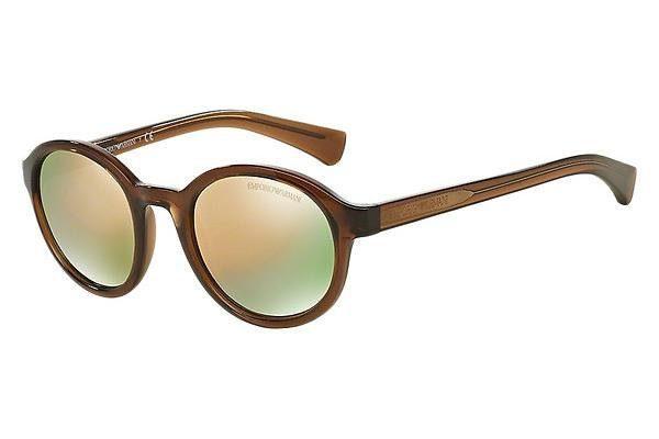 Emporio Armani Herren Sonnenbrille »EA4054«