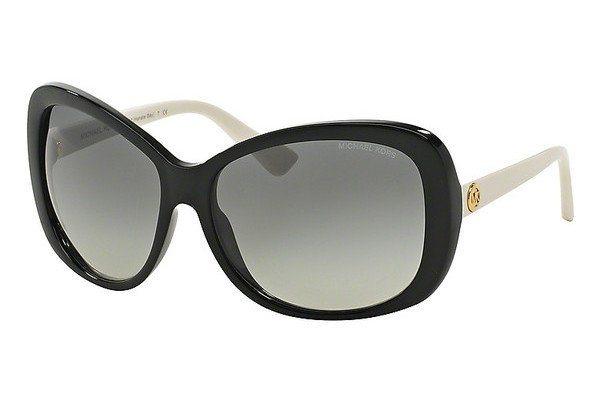 Michael Kors Damen Sonnenbrille »HANALEI BAY MK6018« in 305211 - schwarz/grau