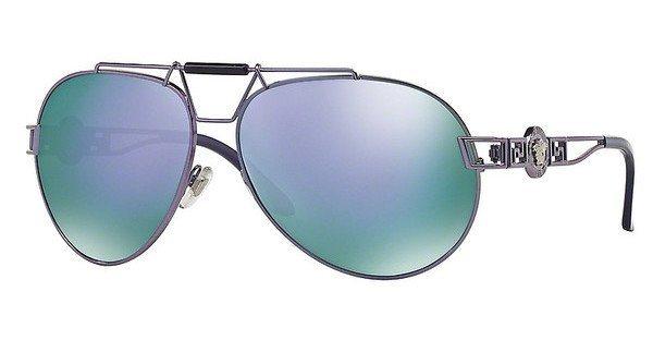 Versace Damen Sonnenbrille » VE2160« in 13494V - lila/lila