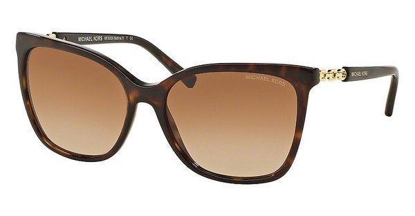 Michael Kors Damen Sonnenbrille »Sabina Ii MK6029« in 310613 - braun/braun