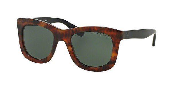 Ralph Lauren Damen Sonnenbrille » RL8137« in 555171 - braun/grün