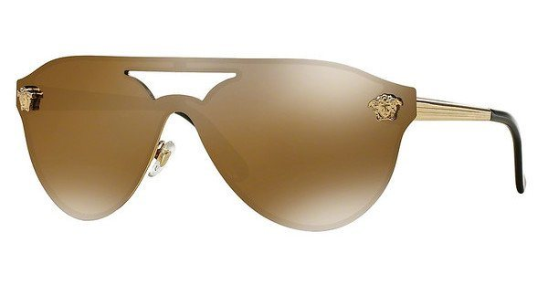 Versace Damen Sonnenbrille » VE2161« in 1002F9 - gold/gold