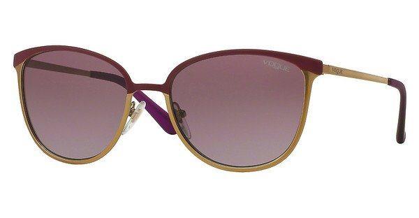Vogue Damen Sonnenbrille » VO4002S« in 994S8H - lila/lila