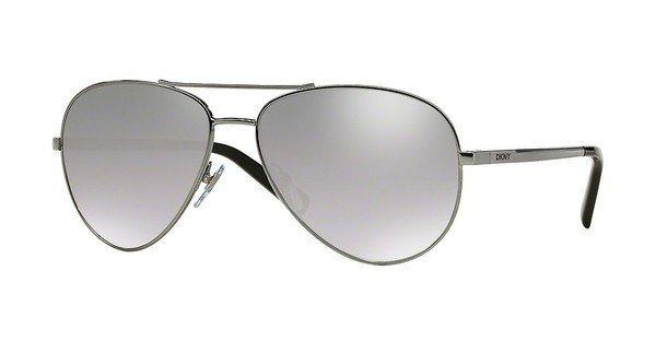 DKNY Sonnenbrille » DY5083« in 10036V - silber/silber