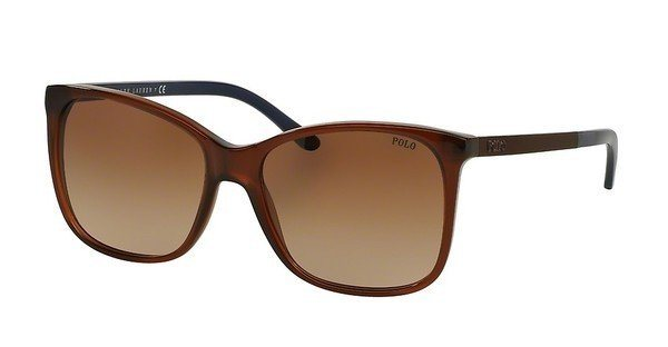 Polo Damen Sonnenbrille » PH4094« in 553013 - braun/braun