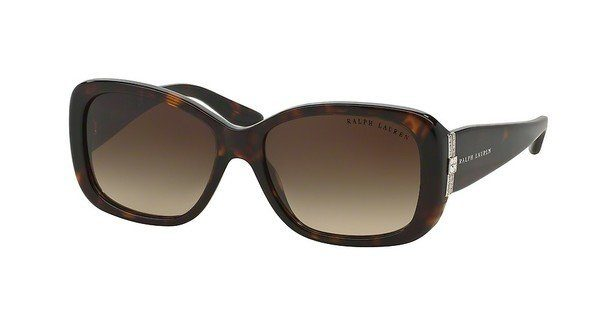 Ralph Lauren Damen Sonnenbrille » RL8092«, braun, 500313 - braun/braun