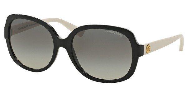 Michael Kors Damen Sonnenbrille »ISLE OF SKYE MK6017« in 305211 - schwarz/grau