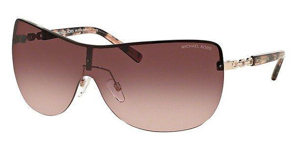 Michael Kors Damen Sonnenbrille »SABINA I MK5013« in 10268H - rosa/ braun