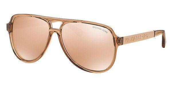 Michael Kors Damen Sonnenbrille »CLEMENTINE II MK6025«