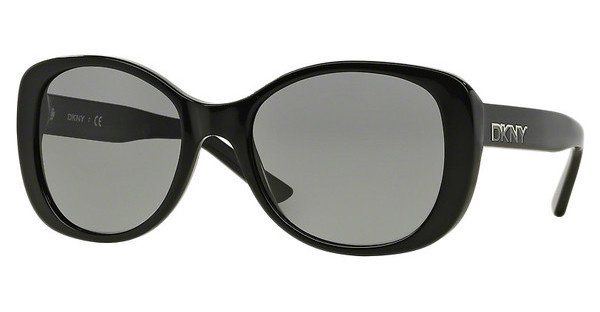 DKNY Damen Sonnenbrille » DY4136« in 368887 - schwarz/grau