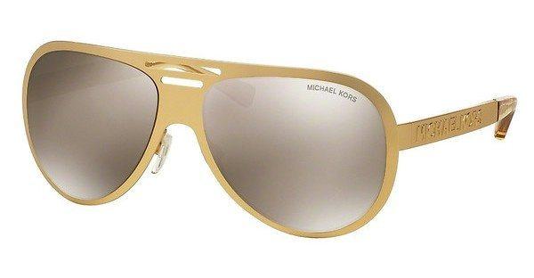 Michael Kors Damen Sonnenbrille »CLEMENTINE I MK5011« in 1062R5 - gold/gold
