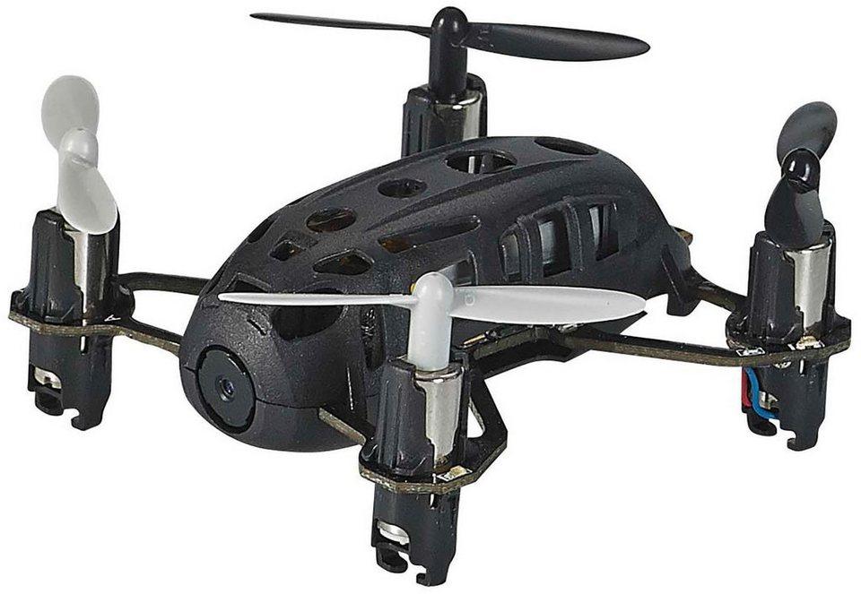 Revell® Control, RC-Quadcopter mit Kamera, »Nano Quad Cam« in schwarz