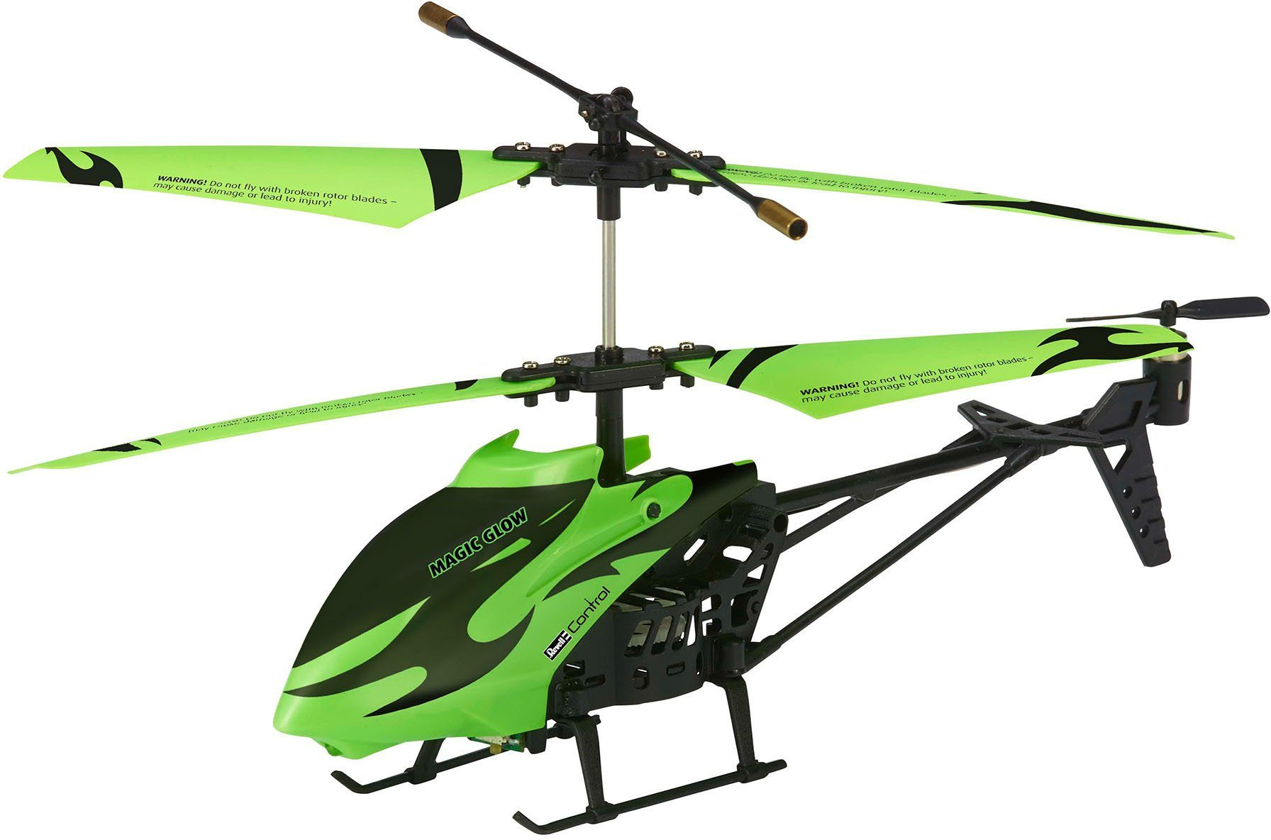 Revell® Control, RC Helicopter mit Glow in the dark Effekt, »Magic Glow«