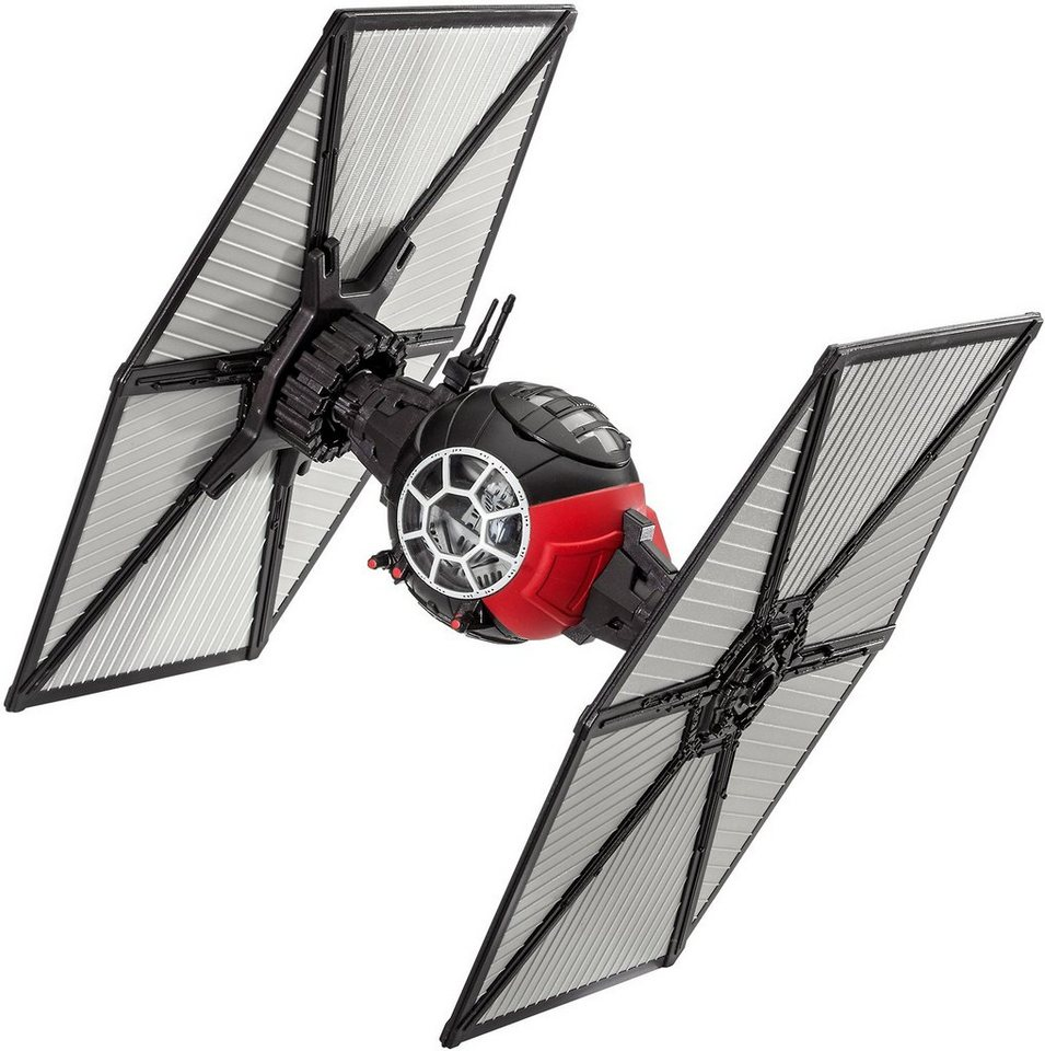 Revell® Modellbausatz m. Licht u. Sound, 1:51, »Disney Star Wars Special Forces TIE Fighter« in schwarz