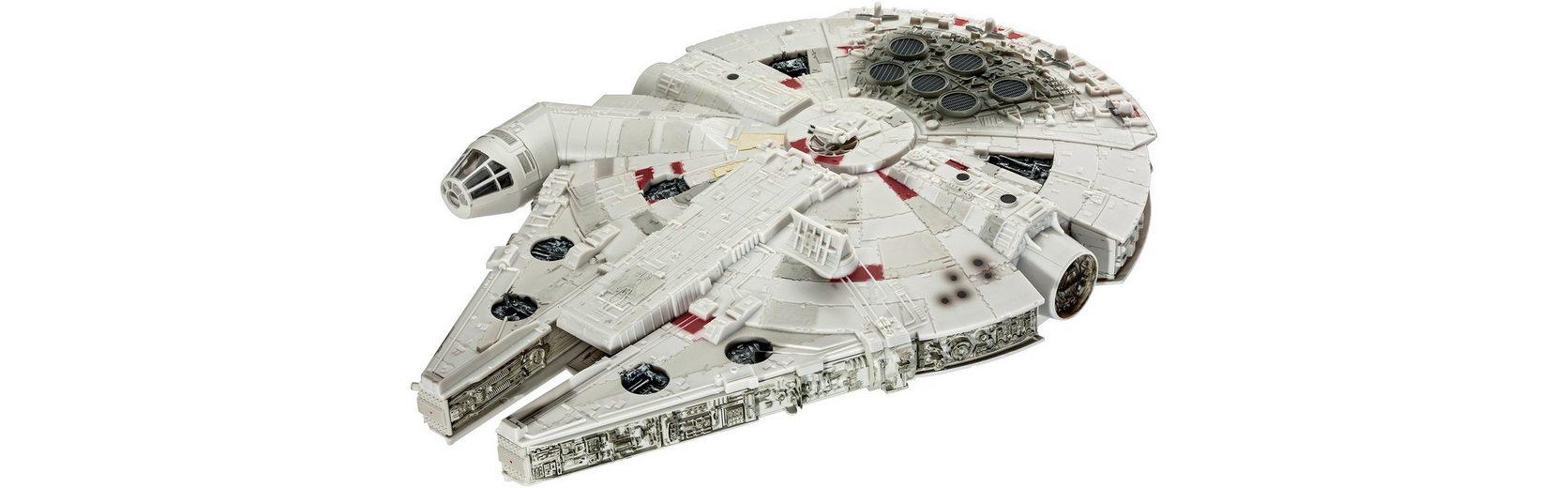 Revell® Modellbausatz Raumschiff, Maßstab 1:72, »Disney Star Wars Millennium Falcon«