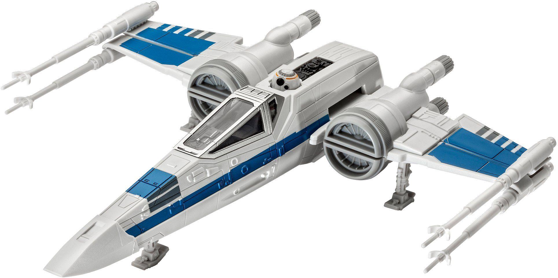 Revell® Modellbausatz Raumgleiter mit Sound, 1:78, »Disney Star Wars Resistance Xwing Fighter™«