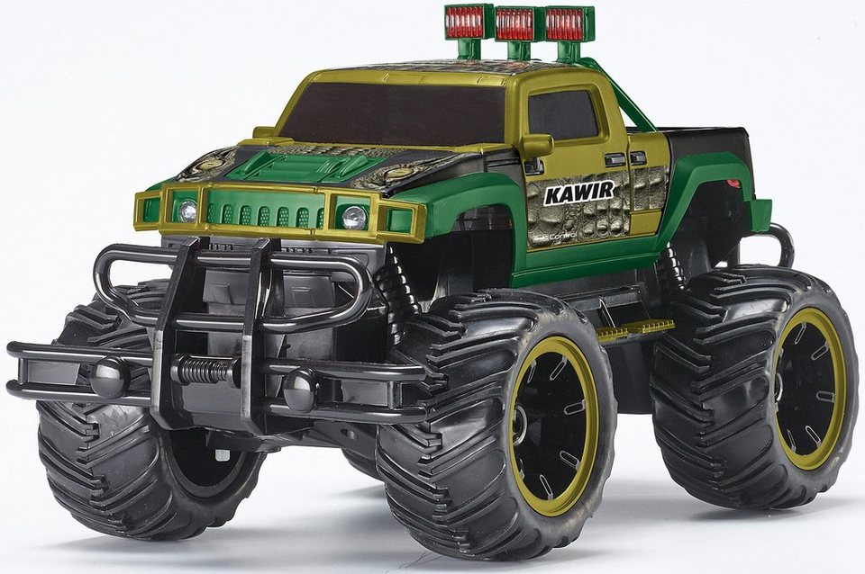 Revell® Control, RC Pickup, »Kawir« in grün