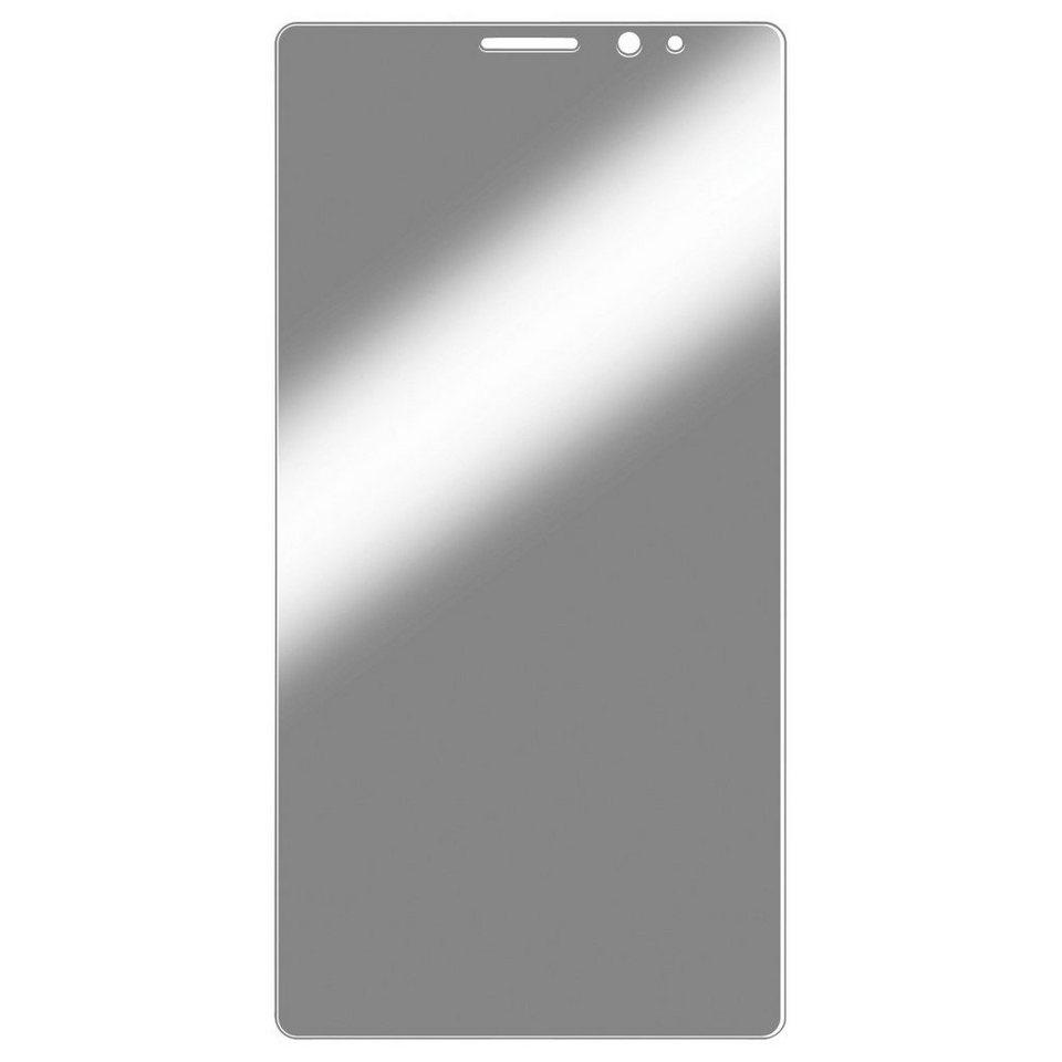 Hama Display-Schutzfolie Crystal Clear für Huawei Mate 8, 2 Stück in Transparent