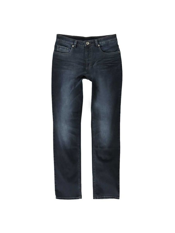 engbers Jogg Jeans straight in Saphirblau