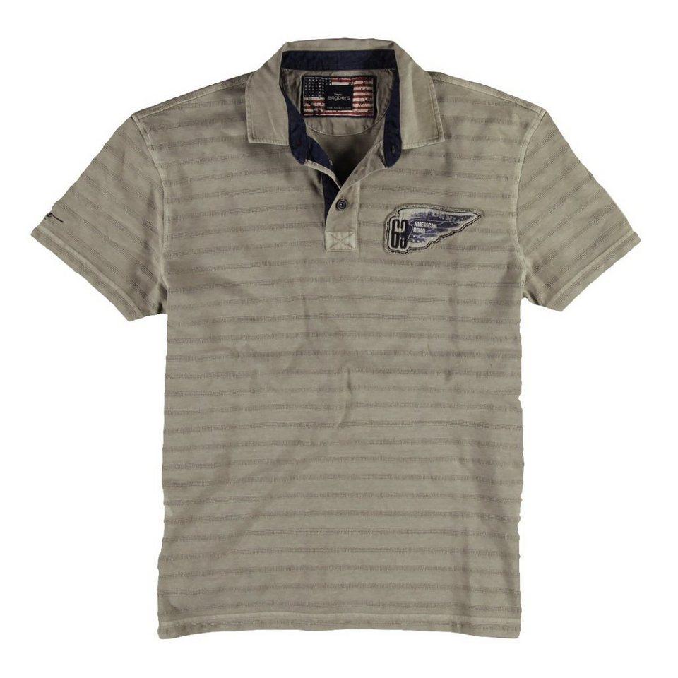 engbers Poloshirt in Ecru