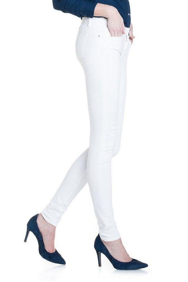 salsa jeans Jean »Comfort/ Skinny Colette« in White
