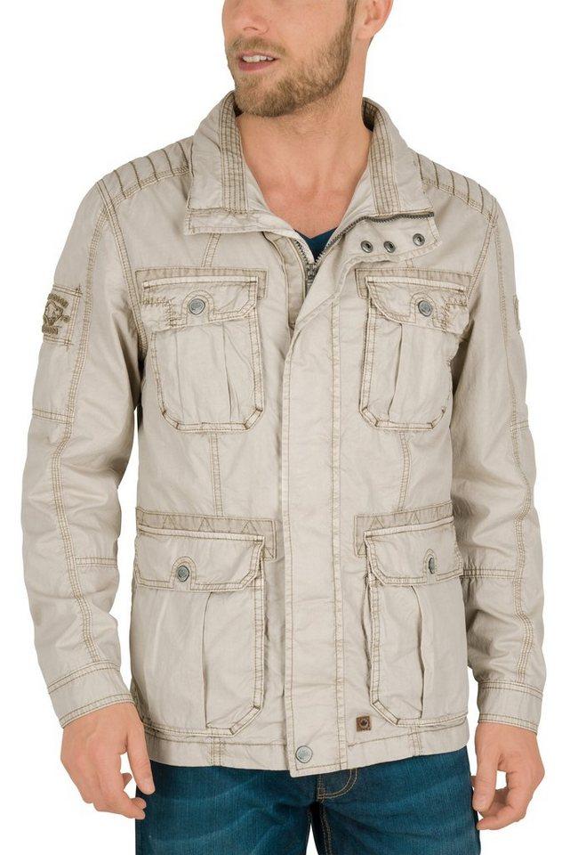 Redpoint Fieldjacket »Buck« in heritage beige