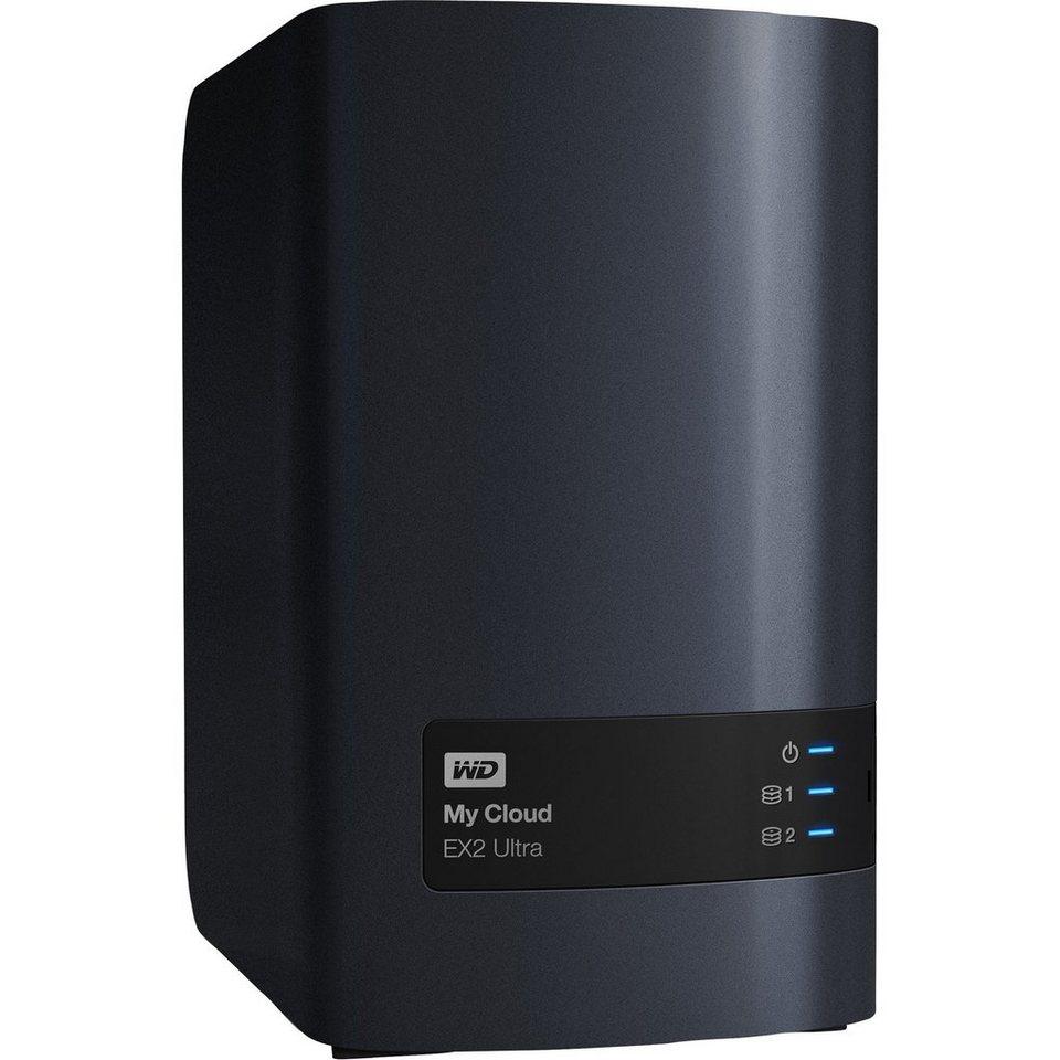 Western Digital NAS »4TB My Cloud EX2 Ultra«