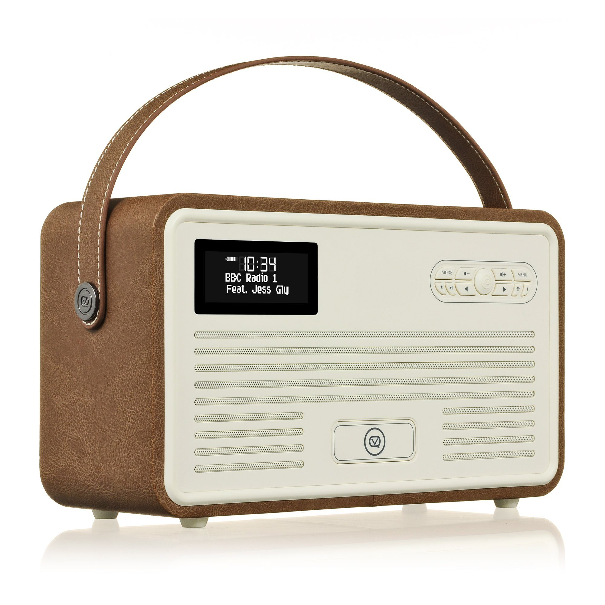 View Quest DAB+ Radio mit Lightning-Dock, Bluetooth »Retro MKII«