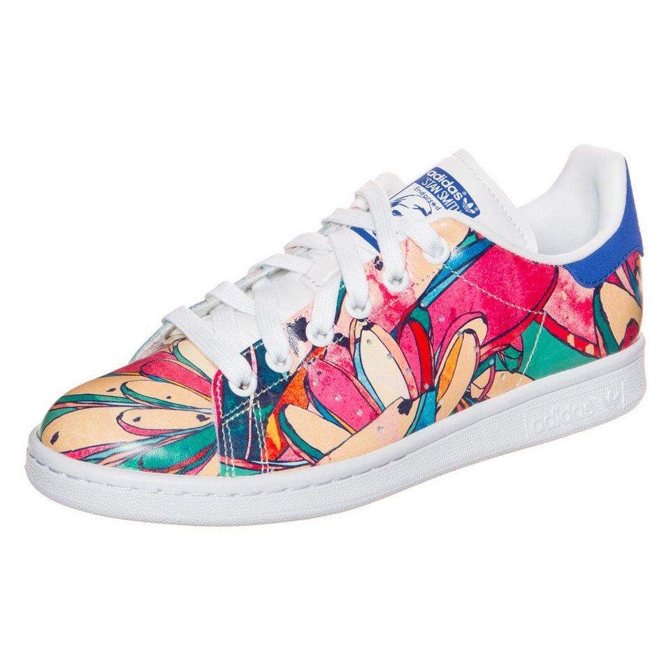 adidas Originals Stan Smith Sneaker Damen in bunt / weiß