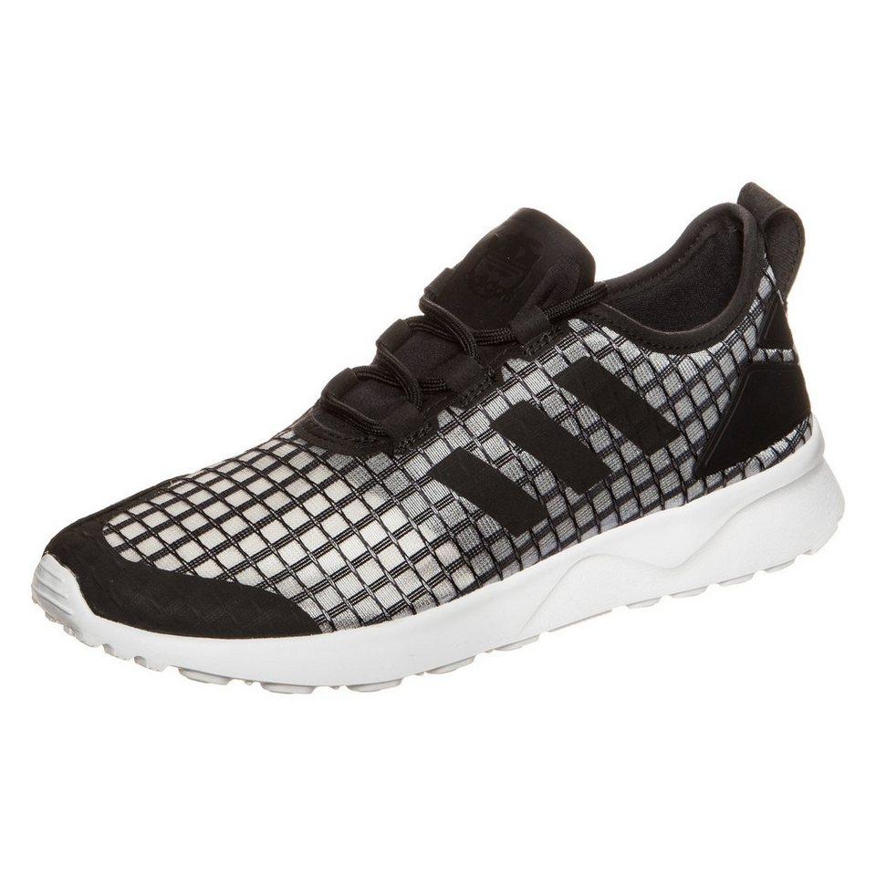 adidas Originals Rita Ora ZX Flux ADV Verve Sneaker Damen in schwarz / weiß