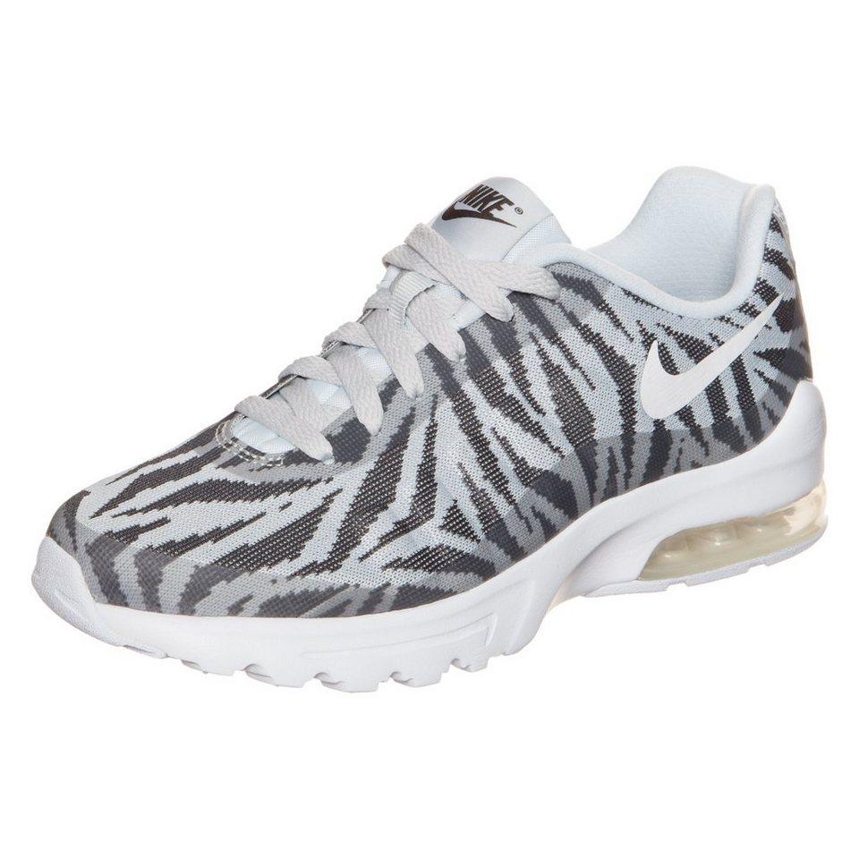 Nike Sportswear Air Max Invigor Jacquard Sneaker Damen in grau / weiß