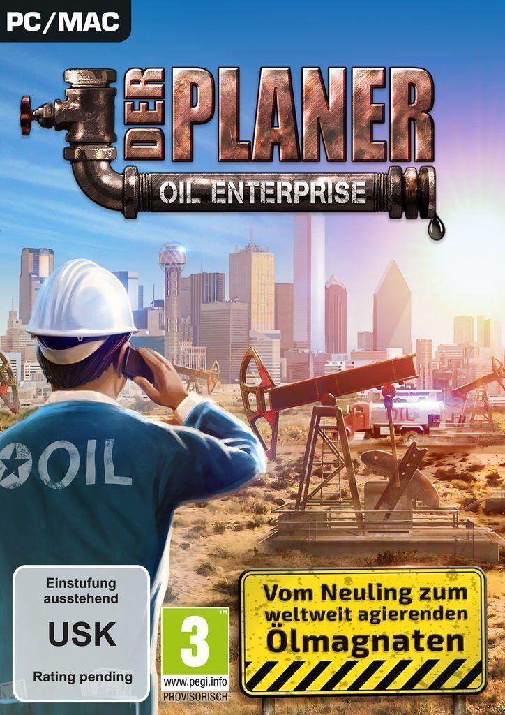 astragon PC - Spiel »Der Planer: Oil Enterprise«